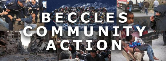 Refugee Crisis beccles community action