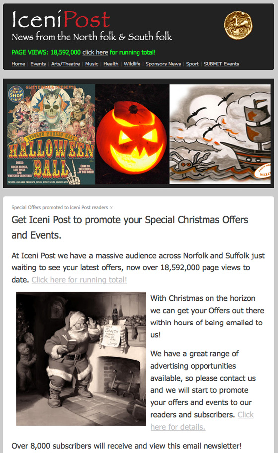 Christmas Offers icenipost-news-21-Oct-2015