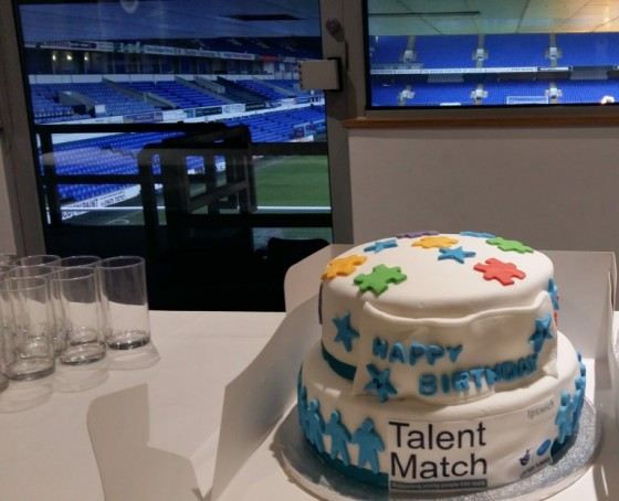 Talent Match Turns Two
