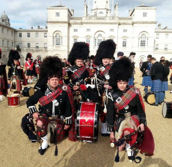 The Phoenix Band of Pipes and Drums