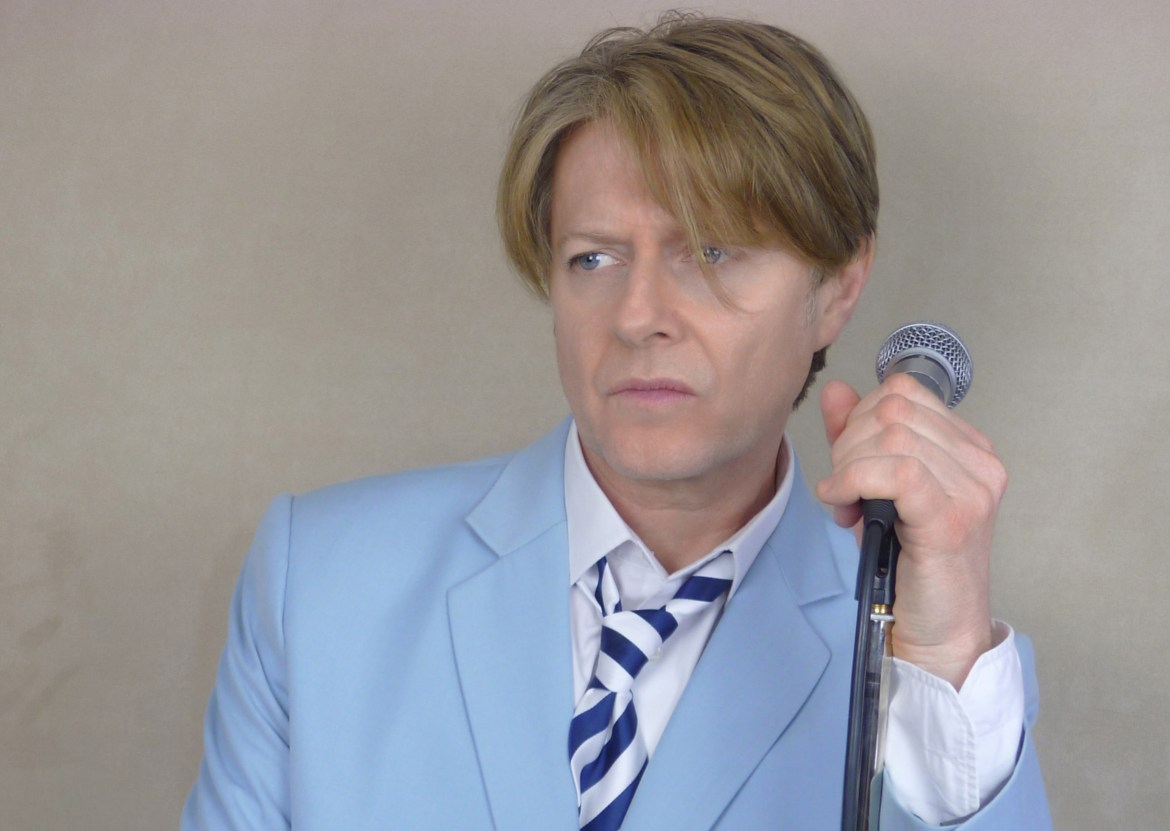 Bowie Tribute Act