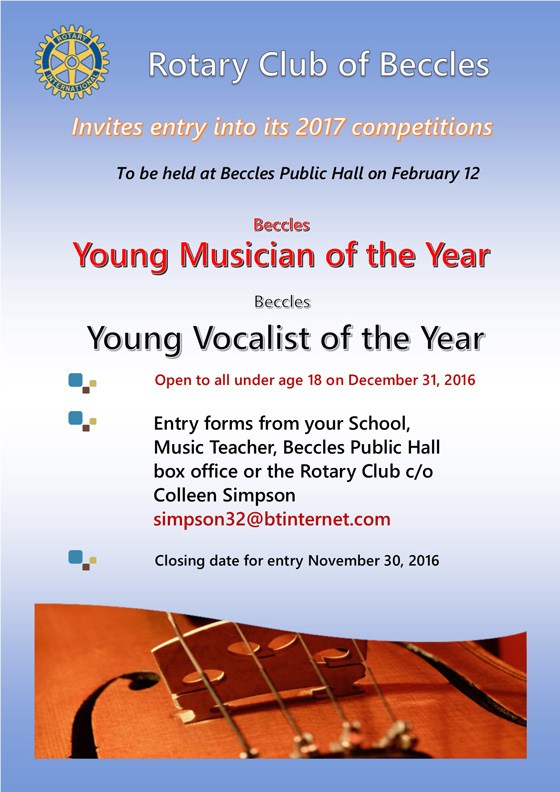 Beccles Young Musician
