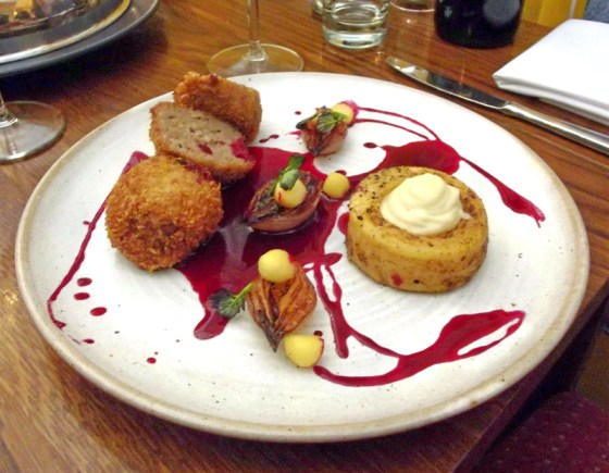 Norfolk Knobbler winning dish