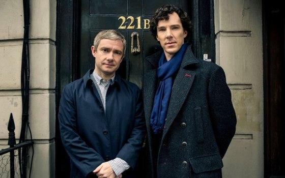 New Season of Sherlock