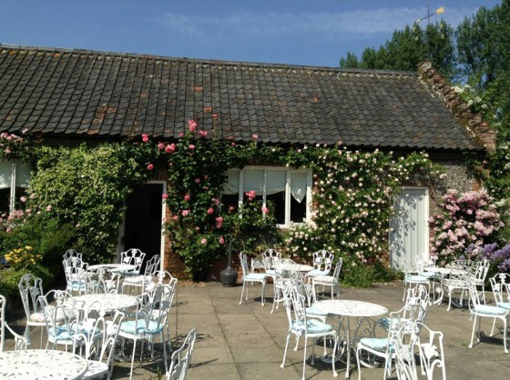 Mannington Gardens Greedy Goose Tearooms