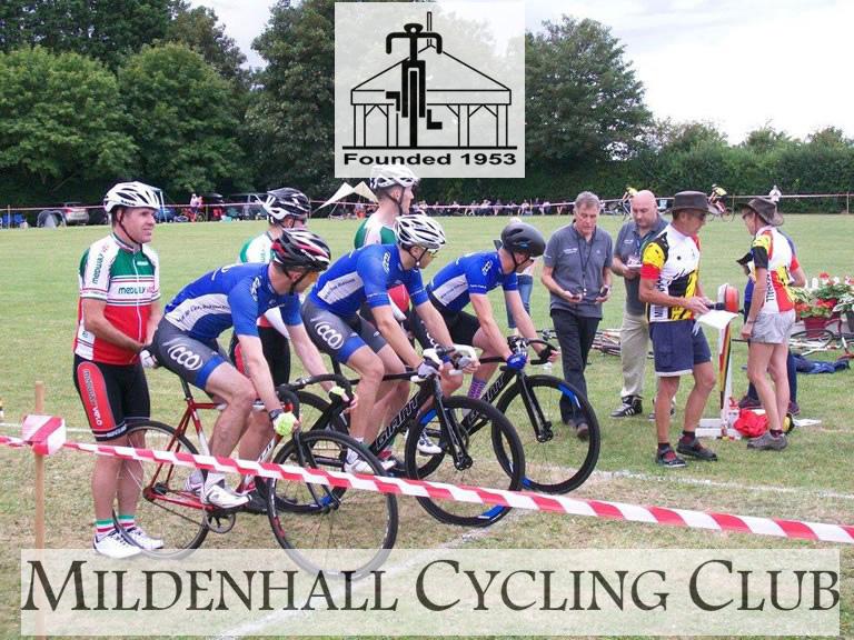 Mildenhall Mini-Cycling Fest