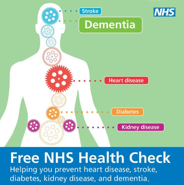 NHS health check