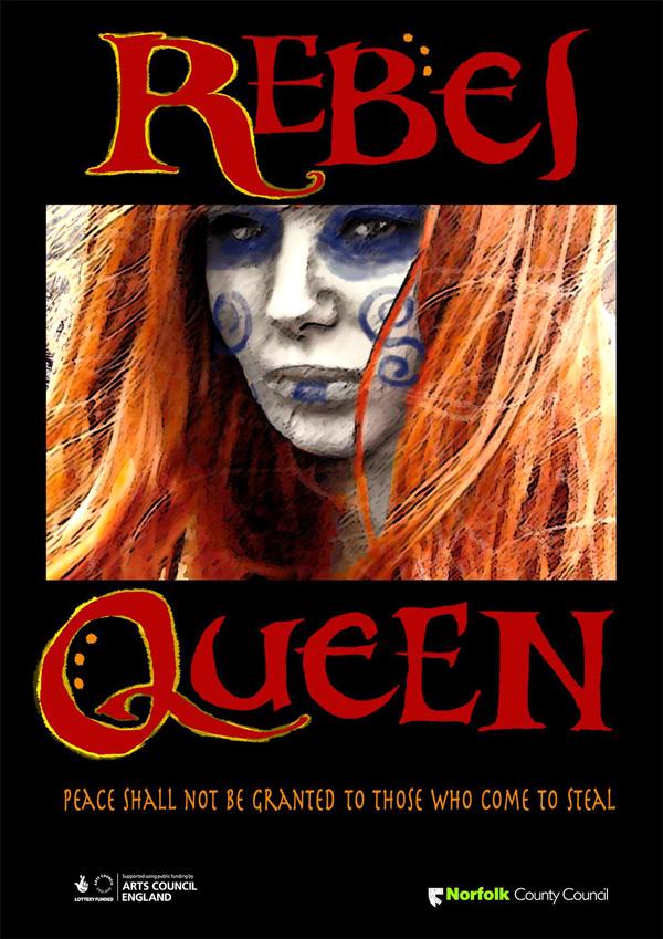 Boudicca Rebel Queen