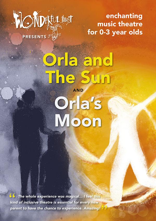 Wonderful Beast Orla and the sun