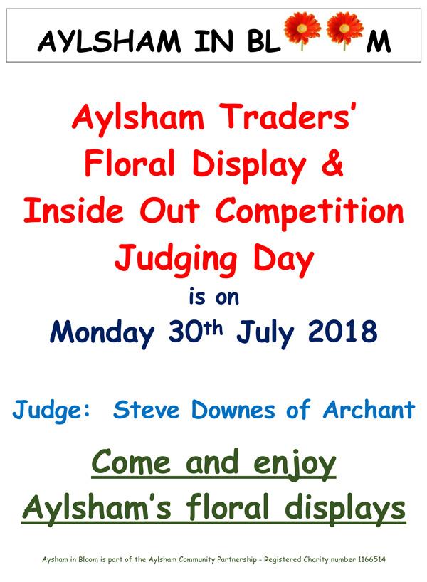 Aylsham in Bloom
