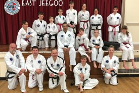 EAST JeeGoo Martial Art