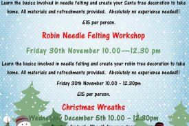 Christmas Events Aylsham