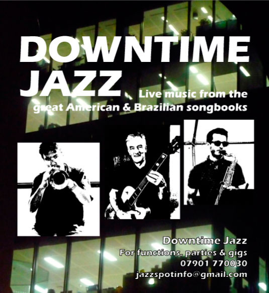 DOWNTIME JAZZ