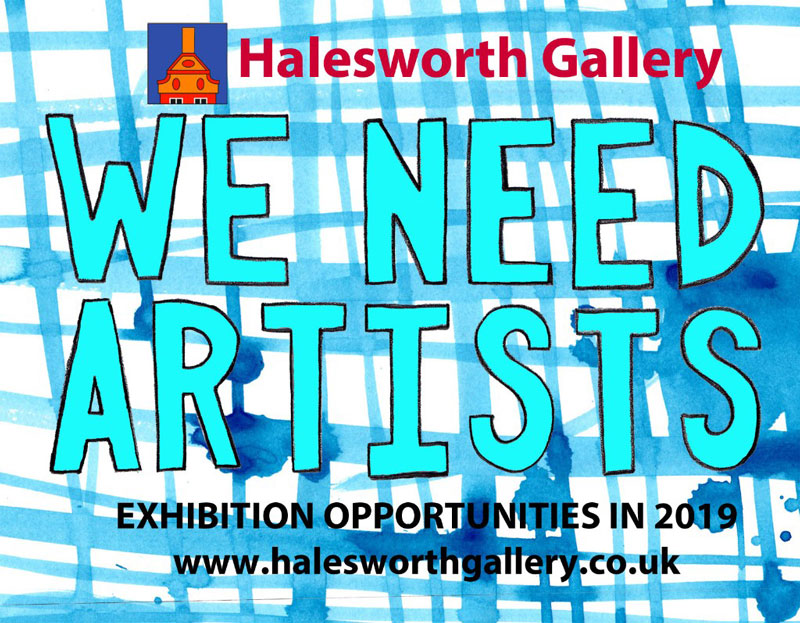 Halesworth Galley Exhibitions Artists