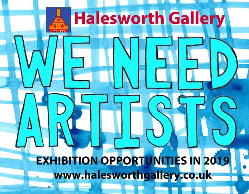 Halesworth Galley Exhibitions Artists