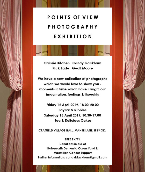 Points of View Photography Exhibition