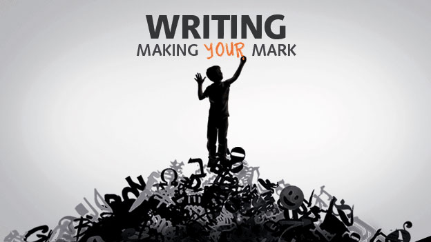 writing making your mark