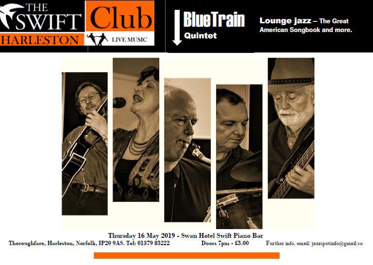 Blue Train Jazz Quintet