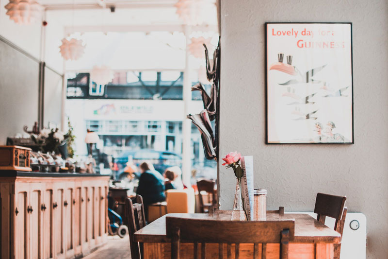Using offline tools to promote your local business