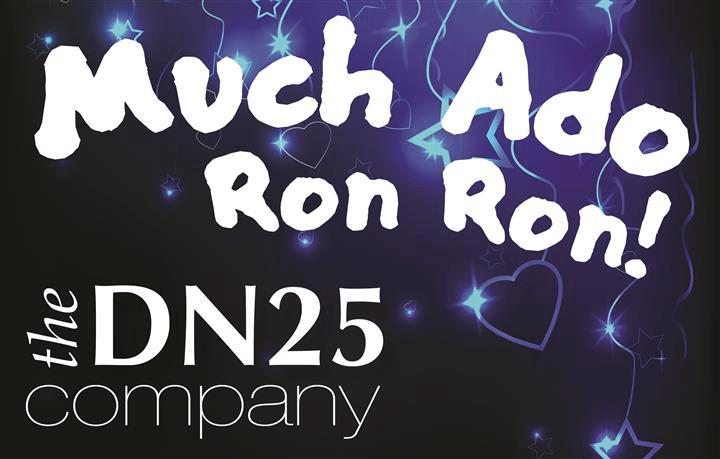 much ado ron ron