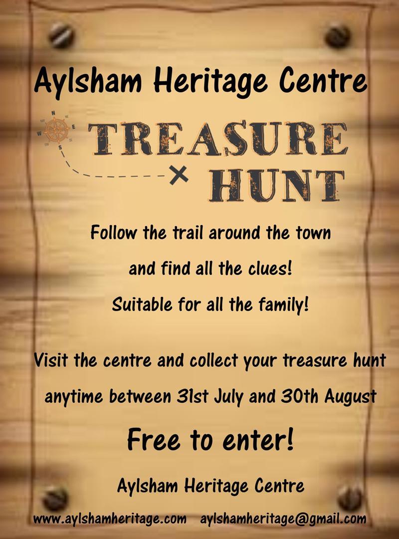 Treasure Hunt: Aylsham Heritage Centre