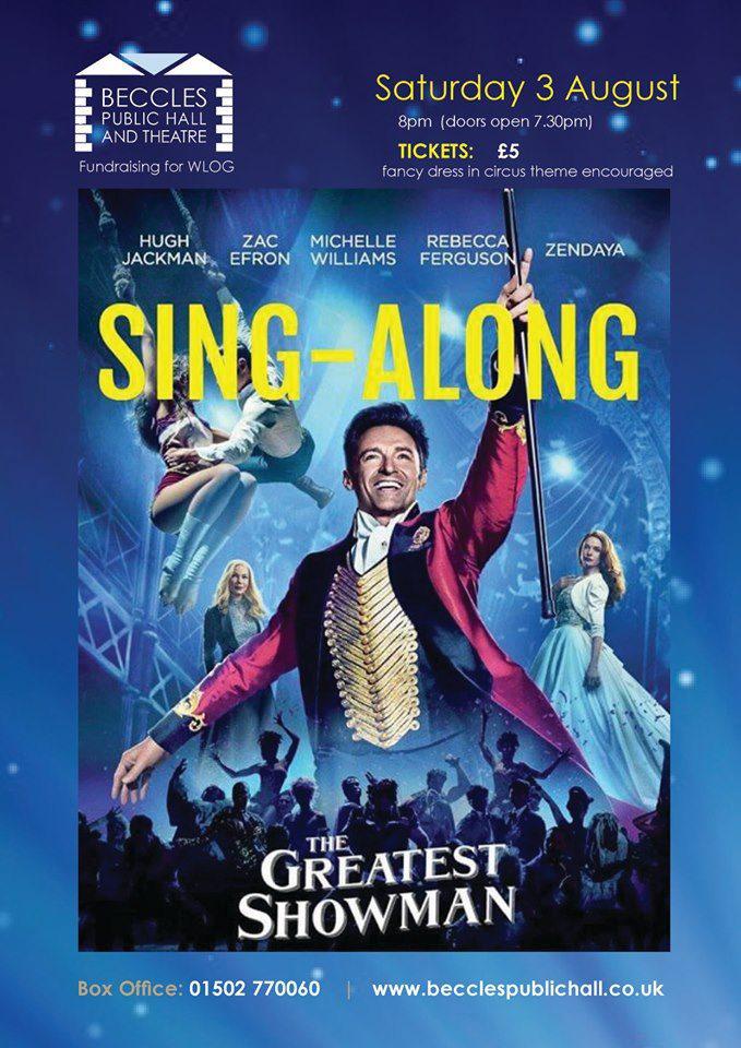 Greatest Showman Singalong