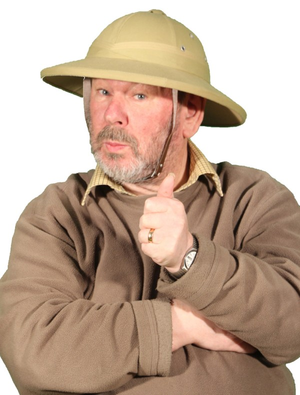 broadcaster Keith Skipper