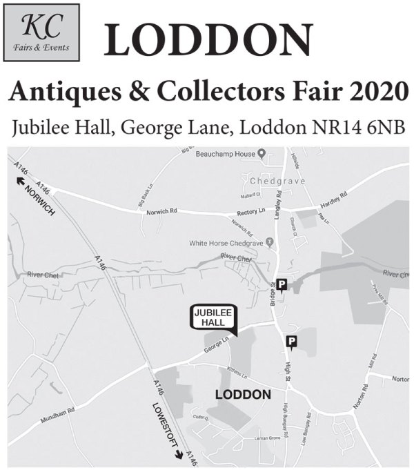 LoddonAntiques & Collectors Fair