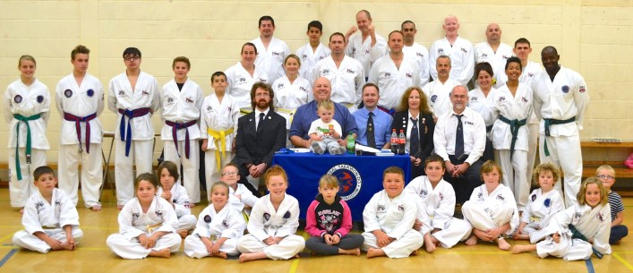 Taekwondo-grading-Oct-2014
