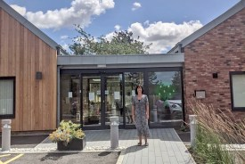Pear Tree Centre reopens