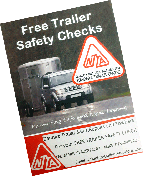 HORSE TRAILER SAFETY