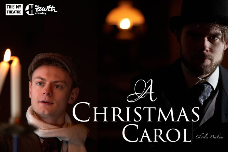 This Is My Theatre A Christmas Caroll