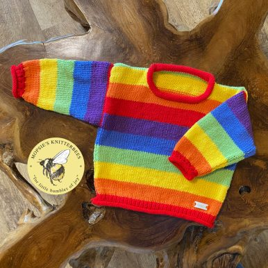 Mopsie's Pride Rainbow