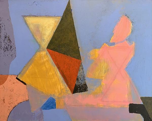 Brüer Tidman, Conversation Between Sculptor and Painter