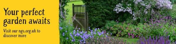 gardens opening their gates