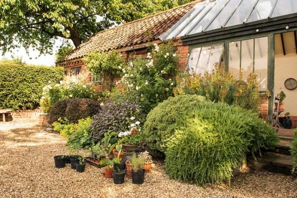 gardens opening their gates Home Farmhouse Hindringham
