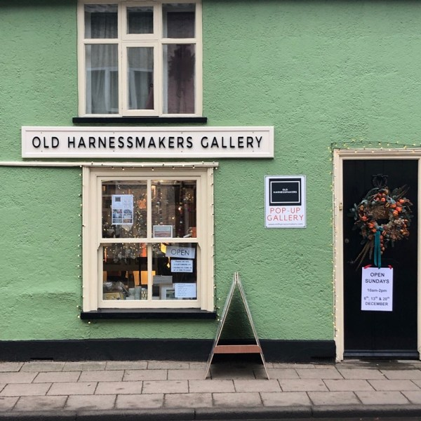 The Old Harnessmakers Gallery in Harleston group exhibition