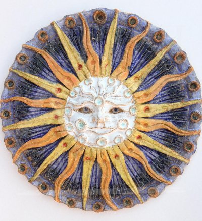 rob rutterford sun face