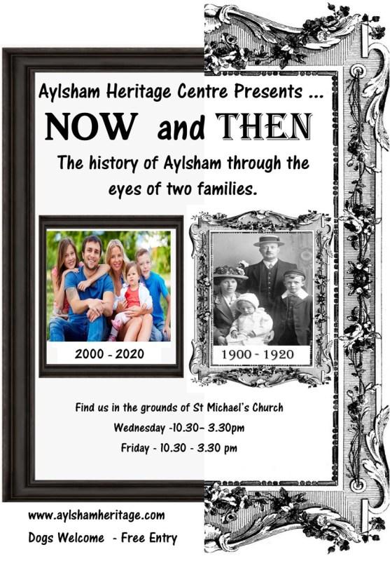 Heritage Centre in Aylsham history