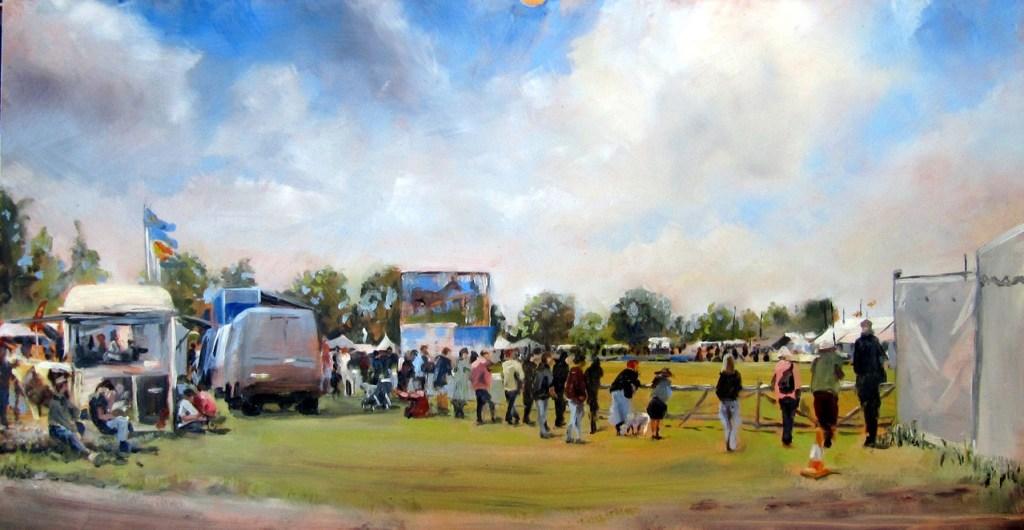 Work Malcolm Cudmore Norfolk Show