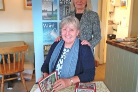 Tell me about the farm Grandad, A 1960s Norfolk childhood is a new memoir by Aylsham resident, Janet Collingsworth