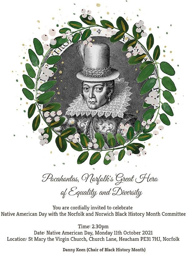 Native American Day Celebration