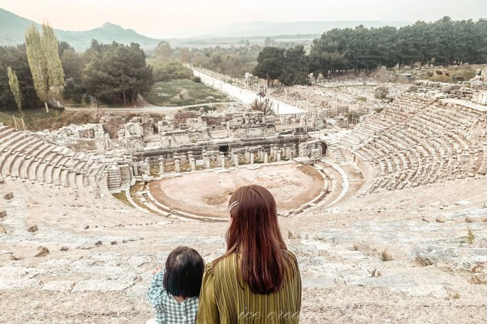 【土耳其景點】艾菲索斯Ephesus Ancient City