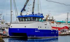 VALUR a new diving support vessel