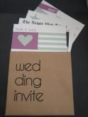 New York shopping invite