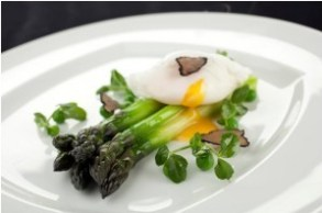 Asparagus Wedding Breakfast Starter Passion For Food