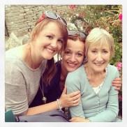 Louisa, sister & Mum