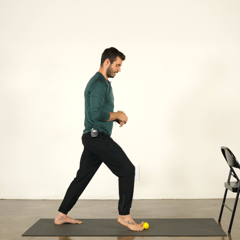 Strengthen Feet and Ankles