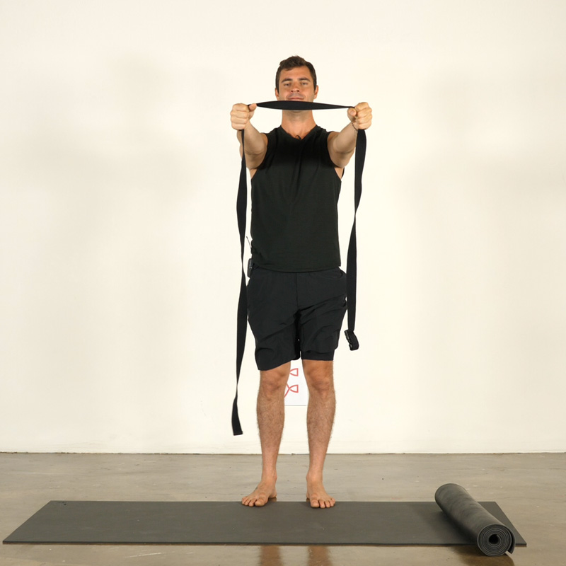 Comfort Corner: Chest and Shoulders