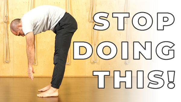 Stop Doing This in Yoga Class